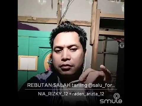 REBUTAN SALAH.Rade arizta feat Nia Rizky cipt bp adi kamsek