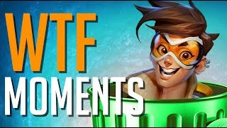 OVERWATCH FUNNY MOMENTS #82 TRACER TRASH