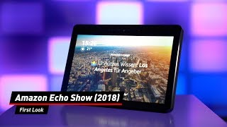 Smarte Box: Amazon Echo Show 2 im First Look