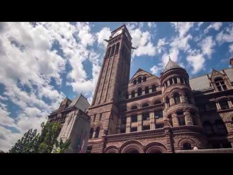 Hello Toronto - Timelapse Project