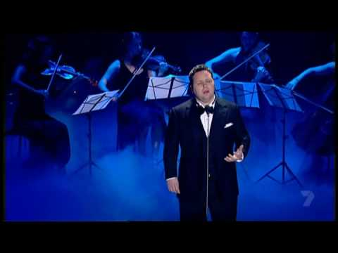 Paul Potts, The First Time Ever I Saw Your Face (Italian Version) — Australia's Got Talent 2009