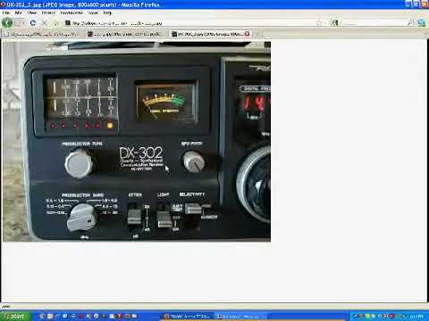 TRRS #0040 - Radio Shack DX-302 Shortwave Radio