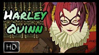 All Harley Quinn Scenes in Batman Ninja 2018 | Catwoman VS Harley quinn | Japenese Animie Movie