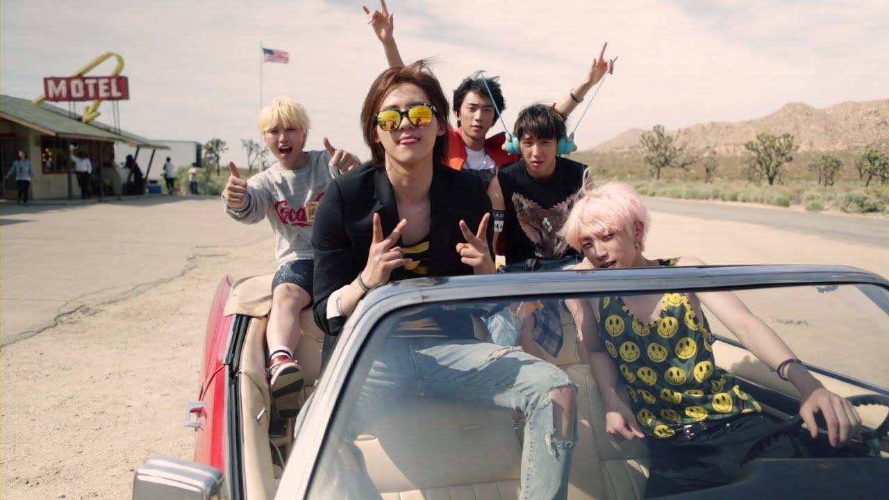 B1A4 - SOLO DAY  MV MAKING  B1a4 2014 Solo Day