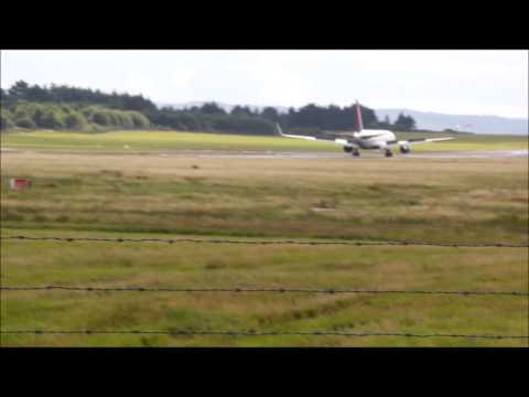 Emergency Landing at Shannon Airport