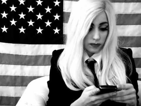A message from Lady Gaga to the Senate Sept 16 2010
