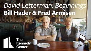 "Documentary Now! | ""David Letterman: Beginnings"" with Fred Armisen and Bill Hader"