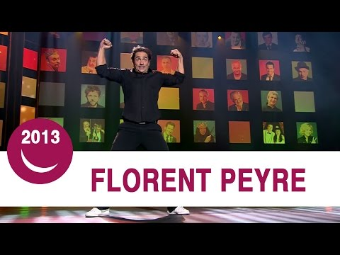 FLORENT PEYRE AU FESTIVAL DU RIRE DE LIEGE 2013