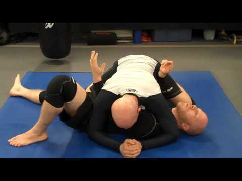 Jay-jitsu BJJ: No Gi - Escape from side control Image 1