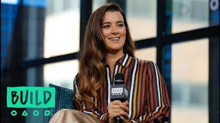 "Cote de Pablo & Mark Harmon Have A Friendship ""Forged In Fire"""