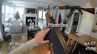 Real life Gun Game 2.0/Call Of Airsoft