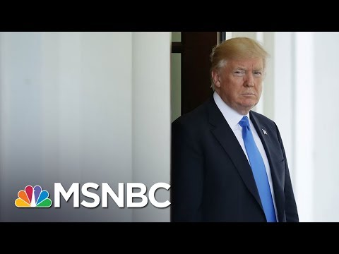 Report: Donald Trump Now Under Investigation For Possible Obstruction   The Last Word   MSNBC