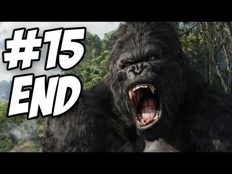 Peter Jackson's King Kong Walkthrough | Part 15 - Ending (Xbox/PS2/Gamecube)