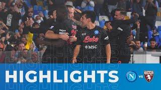 HIGHLIGHTS | Napoli - Torino 1-0 | Serie A - 8ª giornata
