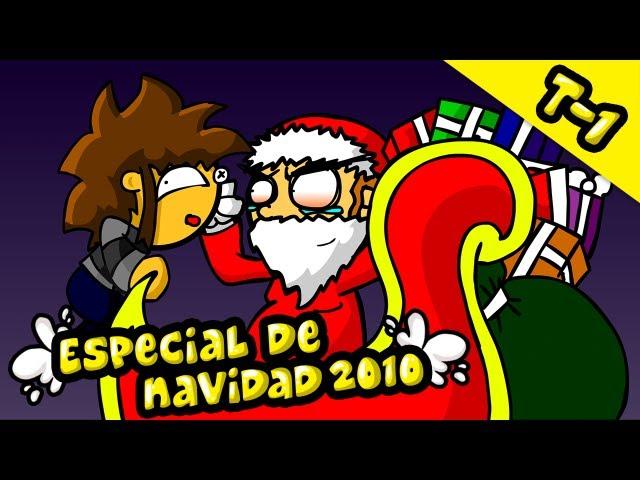 Vete a la Versh - Temporada 1, Especial de Navidad 2010