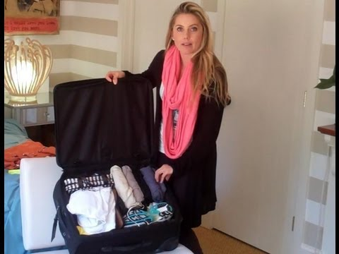 Secrets of carry on travel how to pack dress and stay for The laurel house