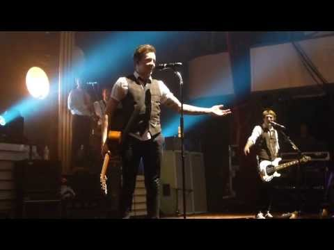 McFly - Danny&#039;s Disco Dancing - Bristol 13/5/13 HD