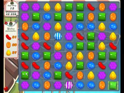 Candy Crush Saga Level 140