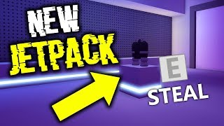 *NEW* AIRPORT UPDATE! HOW TO GET THE JETPACK, WARHAWK, & SCOUT! (ROBLOX MAD CITY)