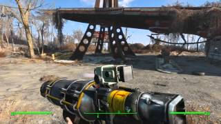 Fallout 4 - How to Generate Random Encounters 2