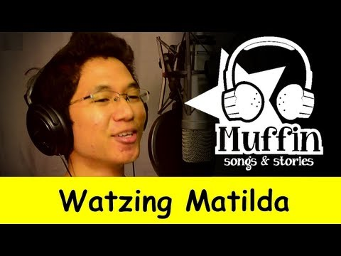 Muffin Songs - Waltzing Matilda | nursery rhymes & children songs with lyric