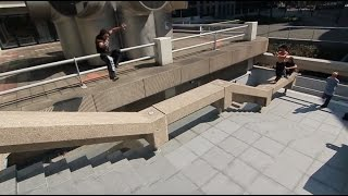 Behind the Hops:  300 Part 1 - Rilla Hops - Parkour | Freerunning
