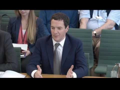 George Osborne challenged over his Brexit figures