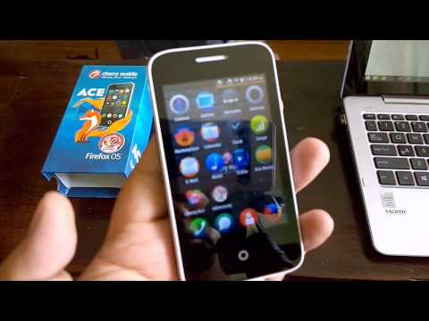 Cherry Mobile Ace Unscripted Unboxing - Firefox OS Smartphone For Only PHP 999