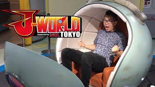 J-WORLD Tokyo - Anime Heaven!