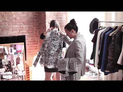 Garance Doré: Fashion Week Prep | NET-A-PORTER.COM