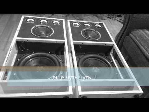 homemade speakers