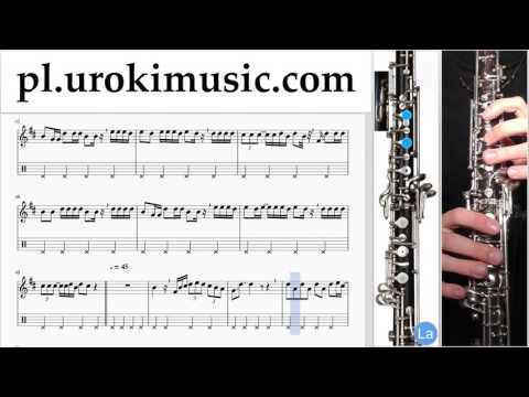 Nauka Gry Na Oboju Luis Fonsi - Despacito Nuty Poradnik Część 2 Um-a463