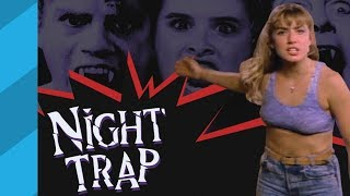 Night Trap - 25th Anniversary Edition (Switch) First 38 Minutes on Nintendo Switch - Gameplay