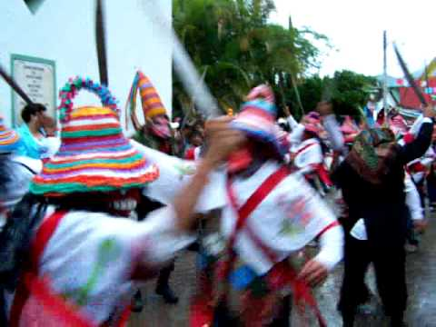 Danza de las cueras - Quechultenango, Gro.