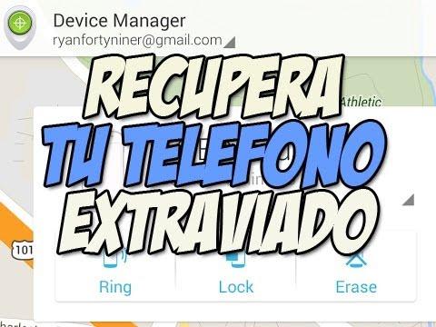 Aplicacion android anti Ratas   Ladrones   Chorros - Monitorea tu telefono - HappyTech