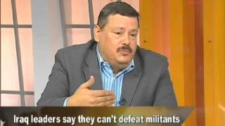 INTERVIEW ON ISIL IN IRAQ, NILE TV, 17 AUGUST 2014