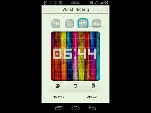 Gear Watch Styler Watch Face Galaxy Gear 1