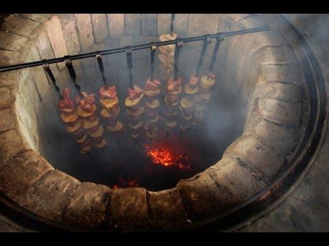 Самодельная печь для коптильни