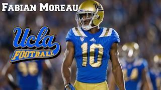 Fabian Moreau || Corner Back On The Rise|| NFL Draft Class 2017