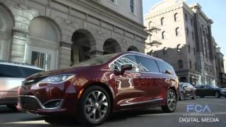 2017 Chrysler Pacifica & Pacifica Hybrid
