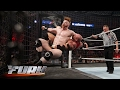 18 moves on the Elimination Chamber's steel floor: WWE Fury