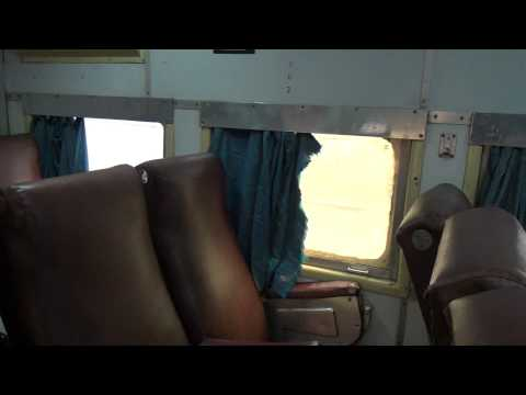 NEAT & CLEAN AC CHAIR CAR COACH OF 12934 KARNAVATI EXPRESS !!!!