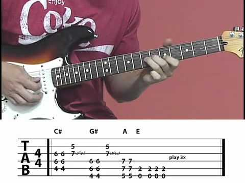 it aint me babe guitar tabs № 277330