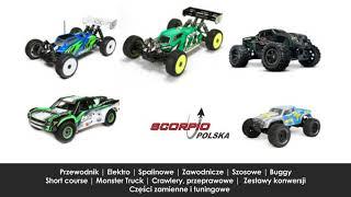 Modele samolotów modele samochodów części modelarskie Hażlach Scorpio-Polska
