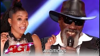 Robert Finley: Blind War Veteran SHOCKS The Judges With Original Talent! | America's Got Talent 2019