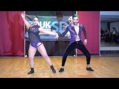 ZESD2018 Thanya & Leo in performance ~ Zouk Soul