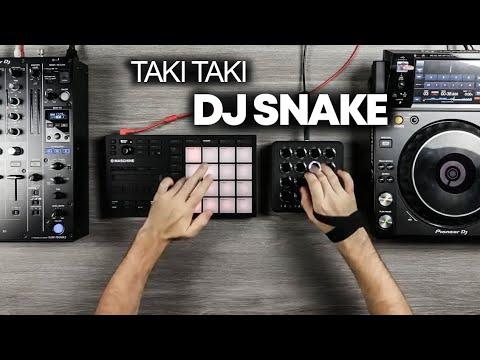DJ Snake - Taki Taki (SOUNTEC Edit)