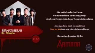 download lagu Armada - Berhati Besar ~ gratis