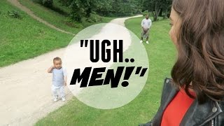"DAY IN THE LIFE | ""UGH..MEN!"" 