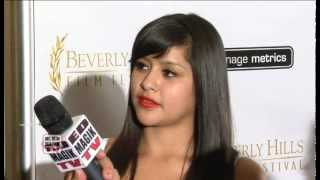 Chelsea Rendon Interview at Beverly Hills Film Festival 2012